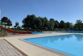 Apertura piscina estiva dal 2 giugno